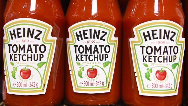 Die Ketchup-Milliardenhochzeit