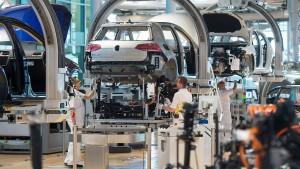 Volkswagen zieht vor das Bundesverfassungsgericht