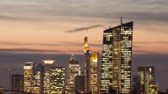 Hüter des Euro: die Europäische Zentralbank in Frankfurt