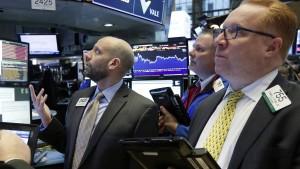Dow Jones erstmals über 26.000 Punkten