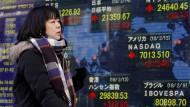 Japans Wirtschaft befindet sich in einer robusten Verfassung.