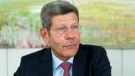 Bernhard Mattes ist Präsident des Verbandes der Automobilindustrie (VDA).