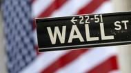 Nach Trumps Wahlsieg ging es an der New Yorker Wall Street hoch her.