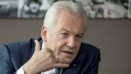 Rüdiger Grube war von 2009 bis 2017 Chef der Deutschen Bahn.