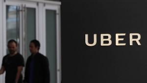 Uber macht 4,5 Milliarden Dollar Verlust