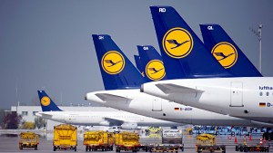 Lufthansa-Manager droht Piloten mit neuer Gesellschaft