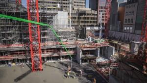 Wohnungsbau treibt Projektentwicklung