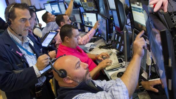Wie unfair sind die Blitzhändler der Wall Street?