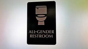 Zuckerberg & Co. setzen sich für freie Toilettenwahl ein
