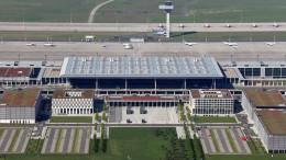 Die Lufthansa rät: BER abreißen!