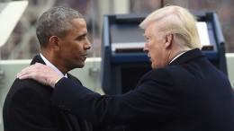 Trump fordert in diesem Punkt nichts anderes als Obama