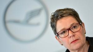 Finanzchefin verlässt Lufthansa vorzeitig