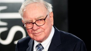 Warren Buffett spendet mehr als 3 Milliarden Dollar