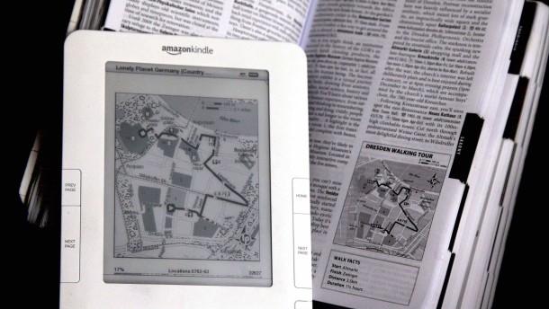 Amazon startet E-Book-Flatrate in Deutschland
