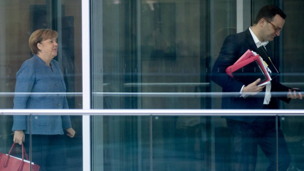 FDP-Fraktionsvize hätte lieber Spahn als Merkel
