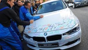 Entwarnung für BMW