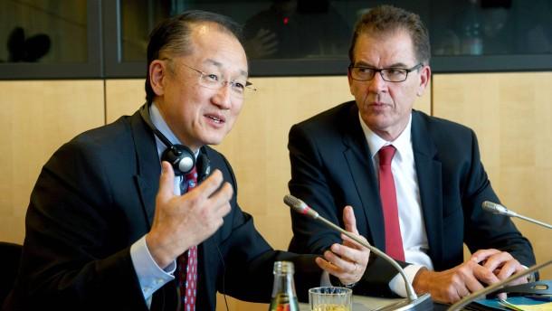 Weltbank lehnt Rückzug aus Nigeria ab
