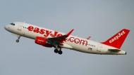 Easyjet ist die zweitgrößte Billigfluggesellschaft Europas, hinter Ryanair.