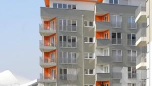 Trendwende im Wohnungsbau