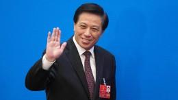 Auch China droht Amerika mit Vergeltung
