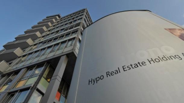 HRE zahlt 25 Millionen Euro Boni