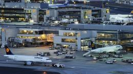 So viele Passagiere wie nie am Frankfurter Flughafen