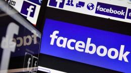 Amerikanische Senatoren fordern Auflagen für Facebook