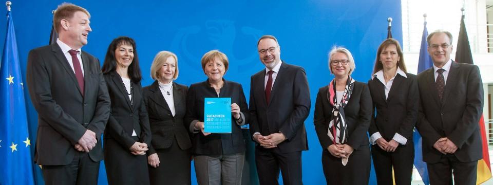 regierung in deutschland