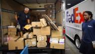 Auslastung optimierbar: Auch Paketdienste profitieren von der Digitalisierung.