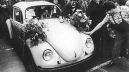 Der letzte deutsche VW Käfer