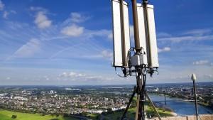 Der Milliardenpoker um das 5G-Netz