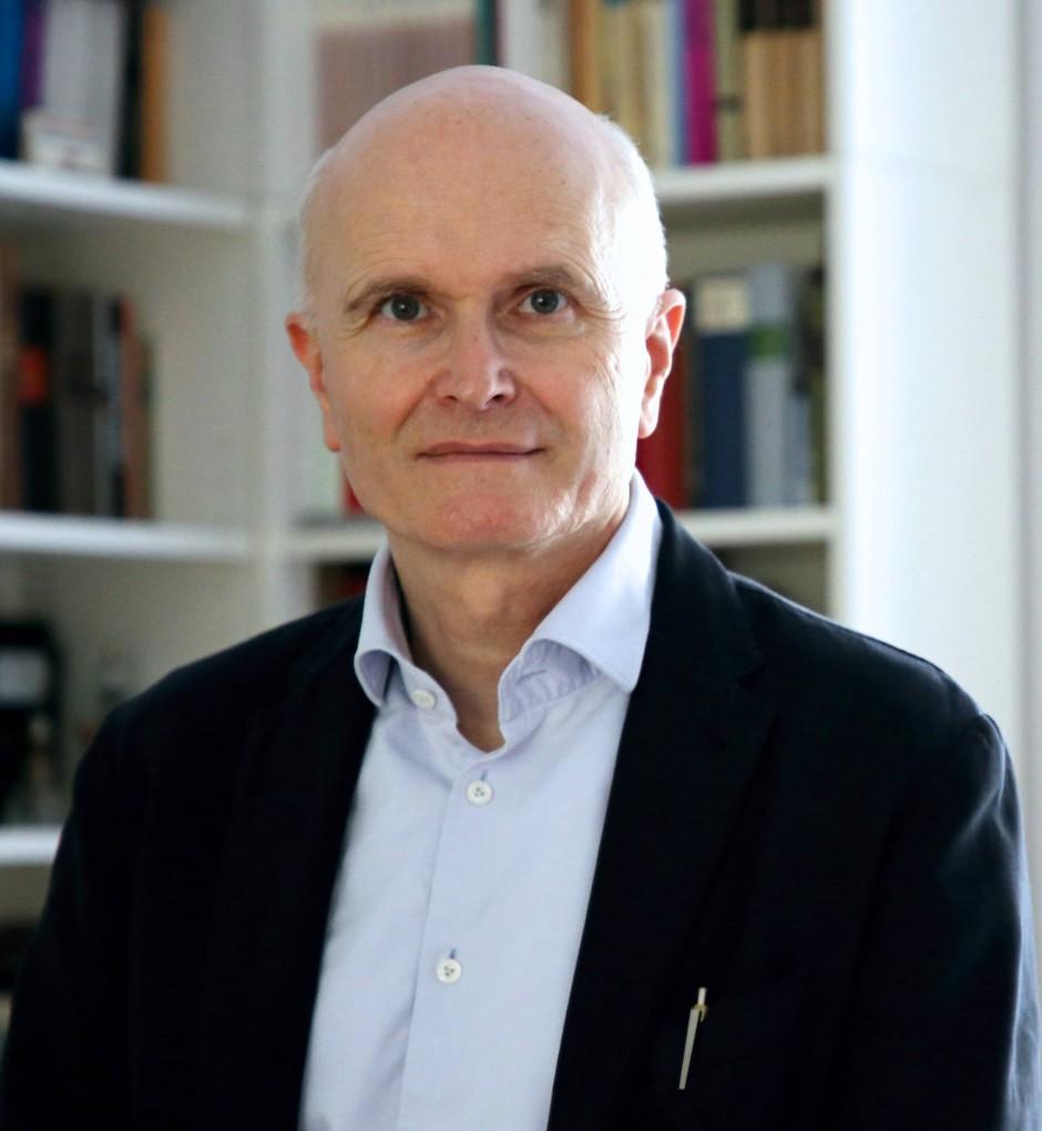 Prof. Axel Radlach Pries von der Charité