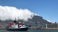 Blogs | Aufbruch in die Antarktis: Aufbruch ins Eis