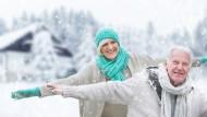 Hochwertige Stoffe sorgen im Winter für Wohlfühl-Mode.