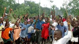 Rebellen in Liberia zeigen sich gesprächsbereit