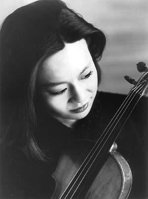 Ob Sonaten oder Serenaden - Midori verlangt von sich stets das Maximum