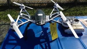 Drohne sollte Drogen in Gefängnis liefern