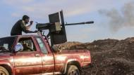 Kurdische Peschmerga gehen in die Offensive