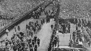 Agrarpolitik im Dienste Hitlers