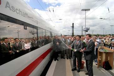Bild Zu Aschaffenburg Bahn H Lt Millionen Versprechen
