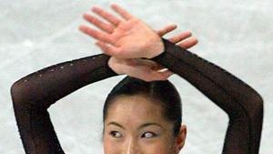 Shizuka Arakawa stößt Michelle Kwan vom Thron