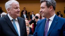 Söder ist bayerischer Ministerpräsident