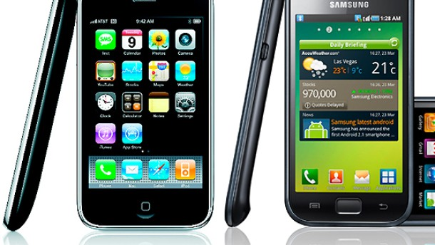 Apple verklagt Samsung