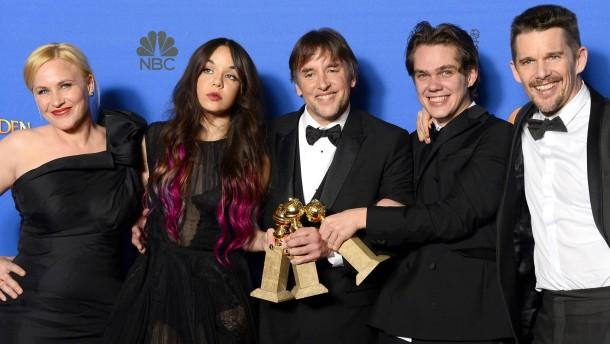 """Drei Golden Globes für """"Boyhood"""""""